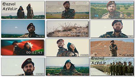 دانلود موزیک ویدیو رپ آذربایجانی جدید Resul Abbasov ft Xana به نام Qarabag